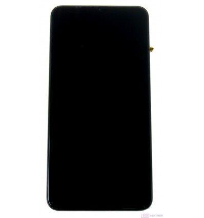 Samsung Galaxy A10 SM-A105F LCD + dotyková deska + přední kryt black - originál neuvedeno