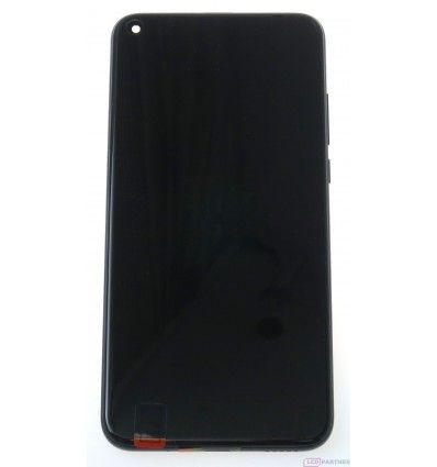 Lcd displej Honor 20 / Huawei Nova 5T Black + dotyková deska
