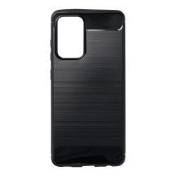 CARBON Pouzdro pro SAMSUNG Galaxy A52 5G / A52 LTE (4G) černé