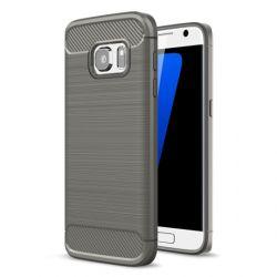 Pouzdro Carbon Nokia 2 šedá