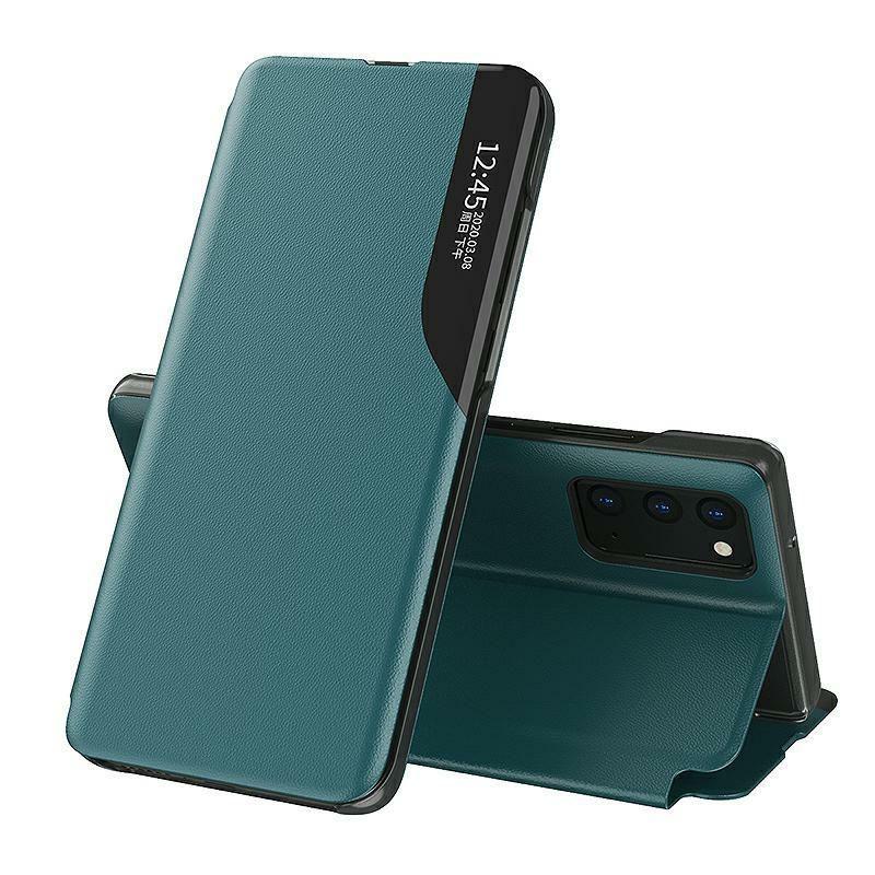 SMART FLIP COVER Samsung A72 zelený neuvedeno