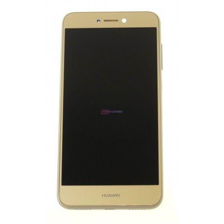 Lcd displej Huawei P9 Lite/P8 Lite (2017) + dotyková deska + přední kryt zlatý neuvedeno