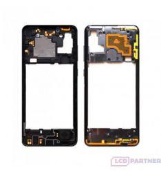 Samsung Galaxy A21s SM -A217F Střední rám black - originál