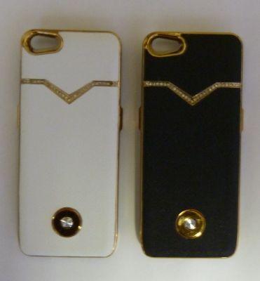 Externí baterie iPhone 5/5S 3000 mAh Black neuvedeno