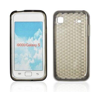 Samsung i9000 Galaxy S Silikonové pouzdro neuvedeno