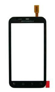 Dotyková deska sklíčko lcd displej Motorola Defy ME525 - Black. neuvedeno
