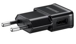 Cestovní dobíječ ETA-U90EW Samsung USB  Black