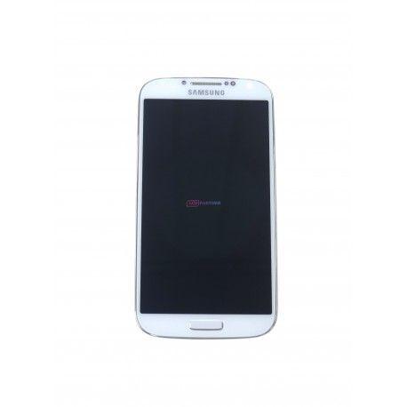 Samsung Galaxy S4 i9505 lcd displej + dotyková deska + přední kryt bílá neuvedeno