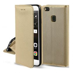 Magnetické pouzdro Samsung A30 / A20 zlatý