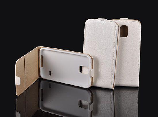 Flipové pouzdro pro Samsung G920 Galaxy S6, white neuvedeno