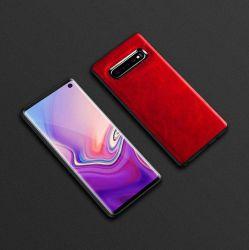 Pouzdro Samsung A70 červený
