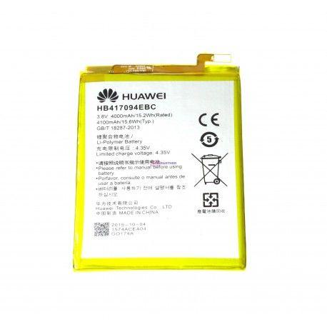 Huawei Mate 7 baterie HB417094EBC 4000mAh neuvedeno