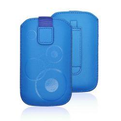 DEKO CASE - Nokia E52 / 515 / Samsung S5610 / S5611 - modrá